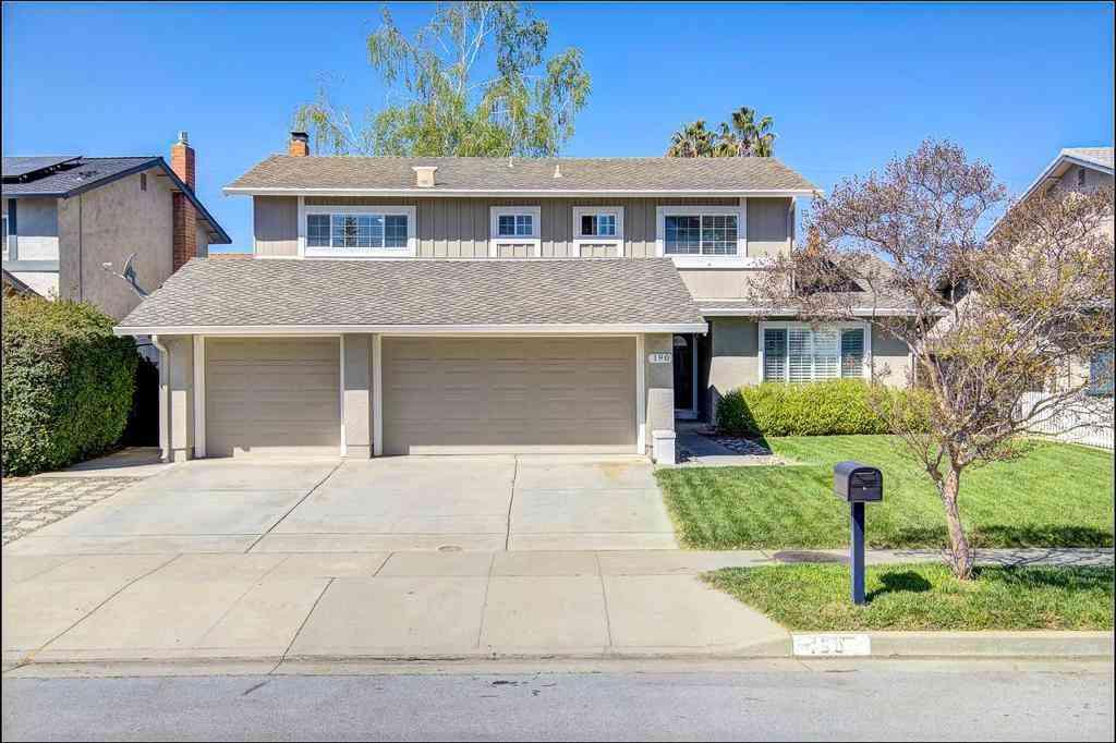 190 Castillon Way, San Jose, CA, 95119,