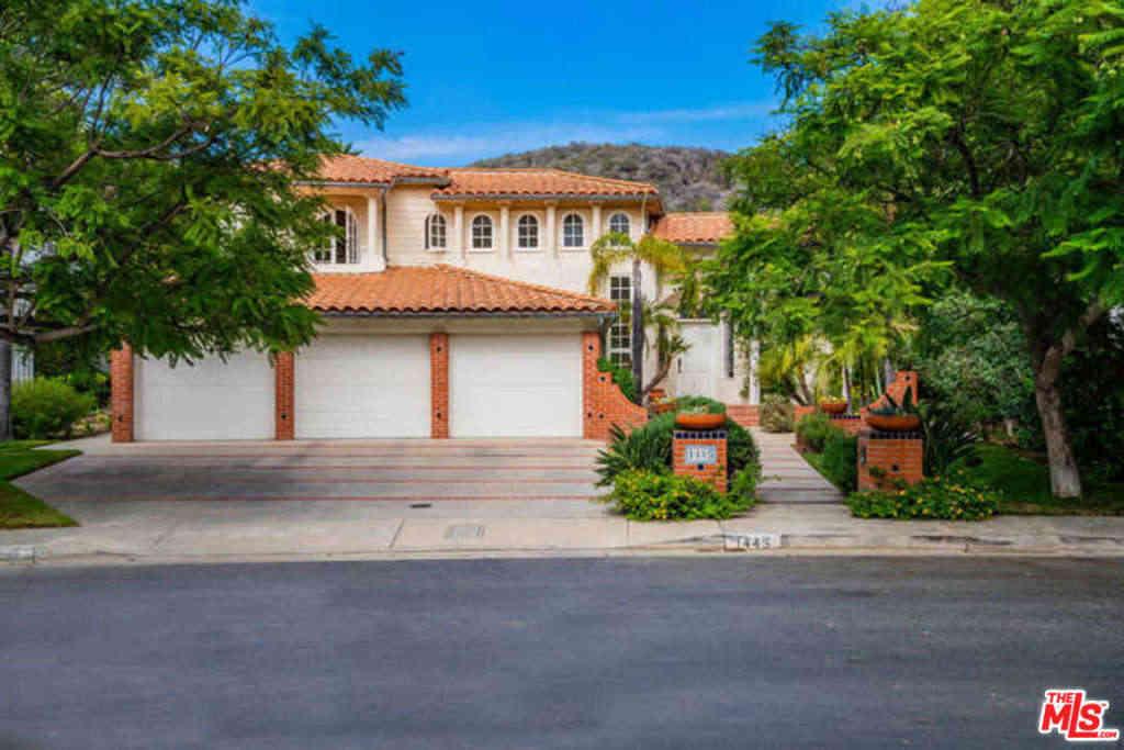 1445 Via Cresta, Pacific Palisades, CA, 90272,