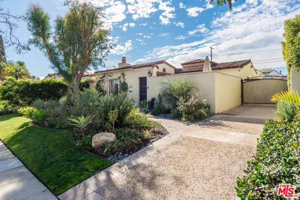 257 S La Peer Drive, Beverly Hills, CA, 90211,