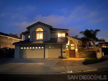 662 Crescent Dr, Chula Vista, CA, 91911,