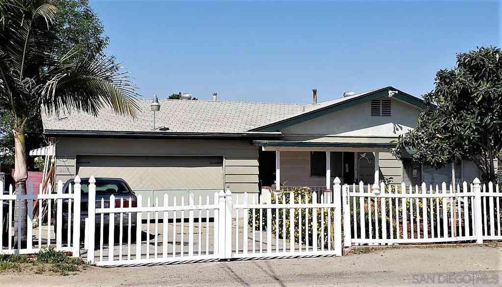 2150 Washington Street, Lemon Grove, CA, 91945,
