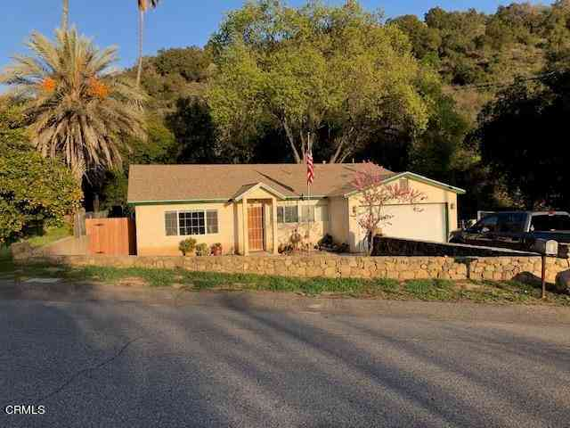 5 Catalina Drive, Oak View, CA, 93022,