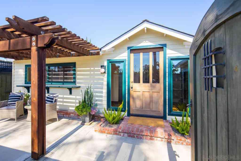 522 Pomona Ave, Coronado, CA, 92118,