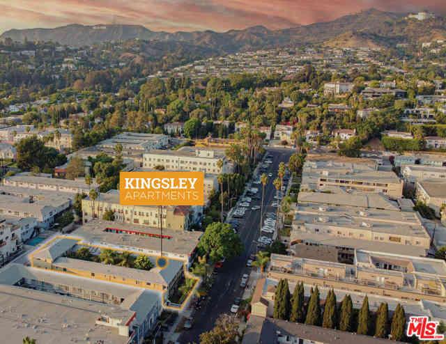 1747 N Kingsley Drive, Los Angeles, CA, 90027,