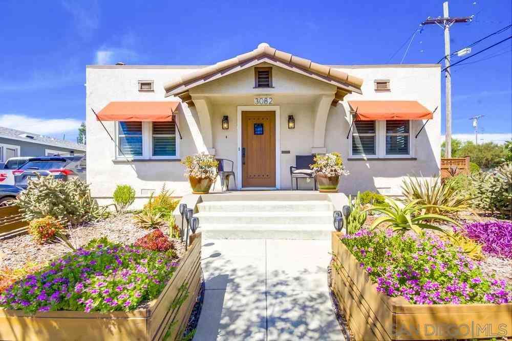 3082 Juniper St, San Diego, CA, 92104,