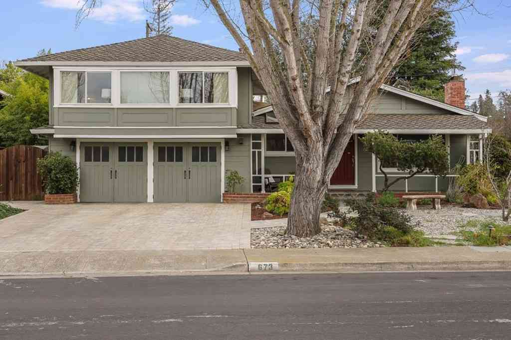 673 Leona Lane, Mountain View, CA, 94040,