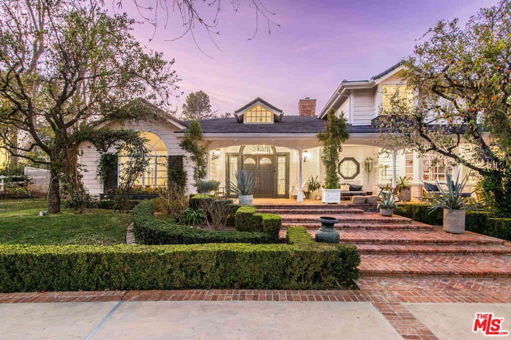 5221 Round Meadow Road, Hidden Hills, CA, 91302,