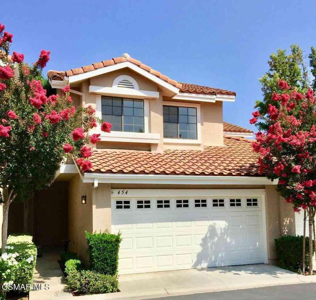454 Lorenzo Drive, Oak Park, CA, 91377,