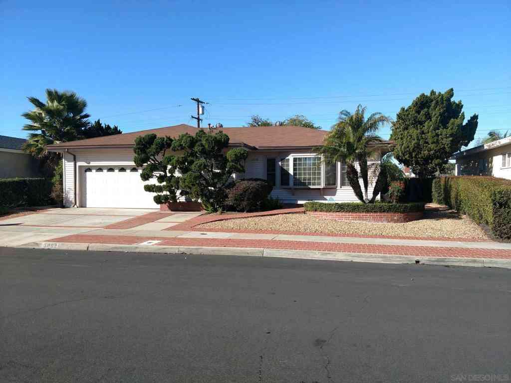 5062 55Th St, San Diego, CA, 92115,