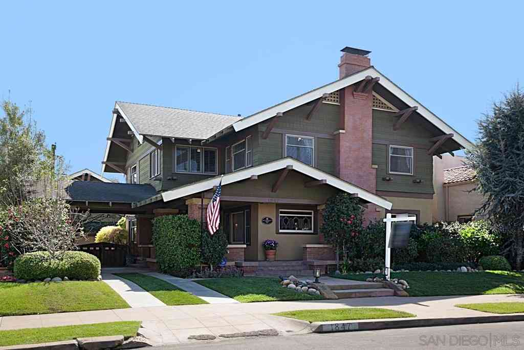 1847 ALTAMIRA PLACE, San Diego, CA, 92103,