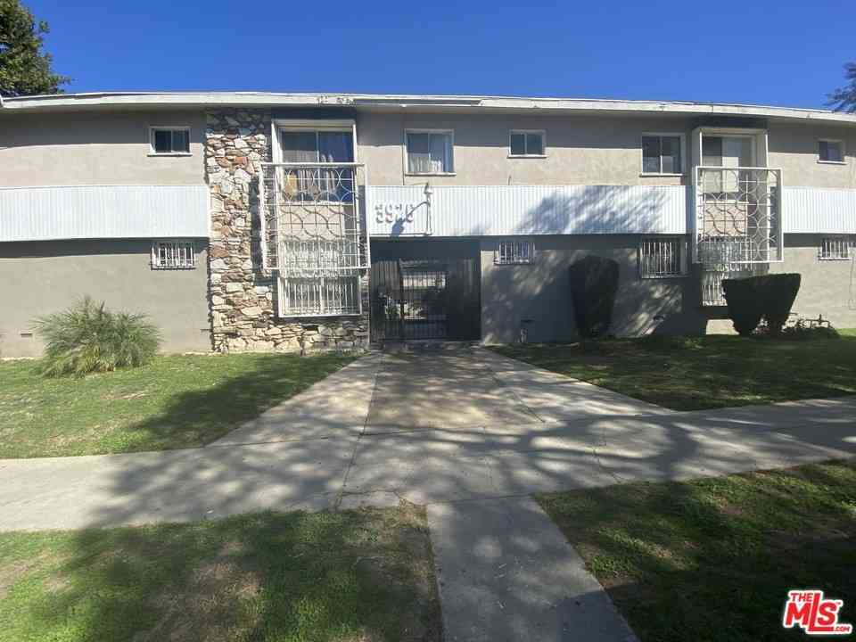 3926 Gibraltar Avenue, Los Angeles, CA, 90008,