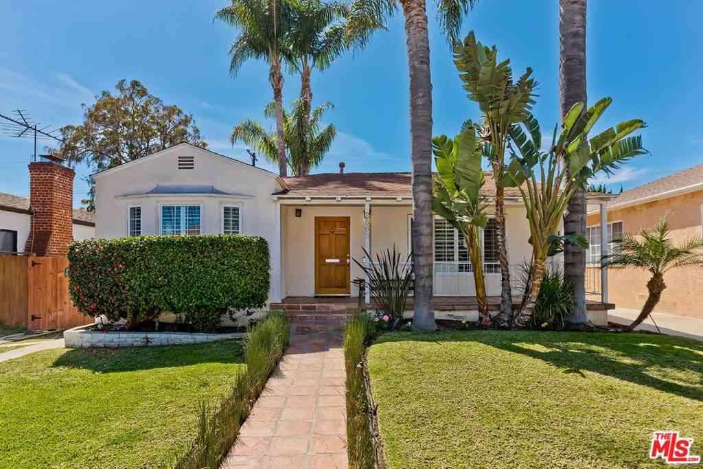 2569 S Bentley Avenue, Los Angeles, CA, 90064,