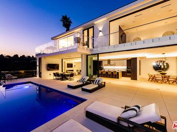 1037 Stradella Road, Los Angeles, CA, 90077,