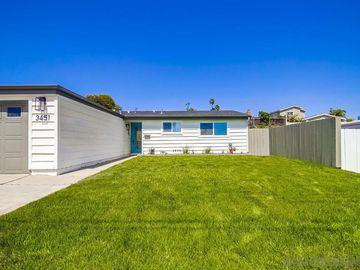 3451 Lockwood Dr., San Diego, CA, 92123,