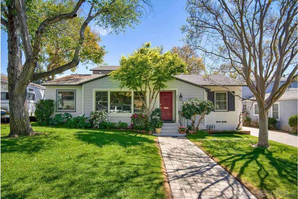 8971 Linden Ln, La Mesa, CA, 91941,