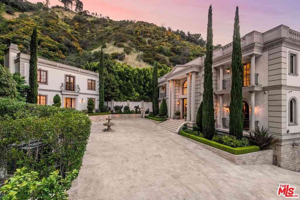 1714 STONE CANYON Road, Los Angeles, CA, 90077,