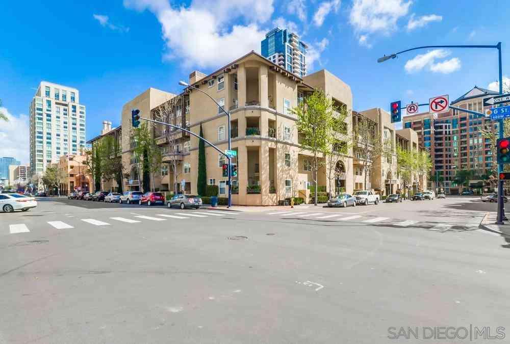 301 W G  Street #104, San Diego, CA, 92101,