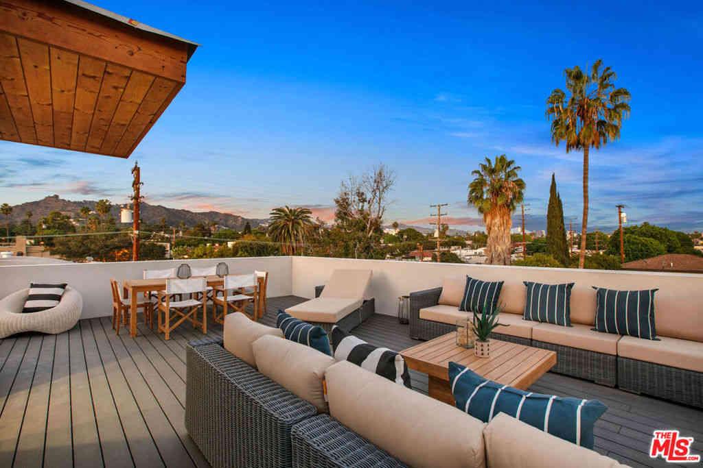1041 N Spaulding Avenue #204, Los Angeles, CA, 90046,
