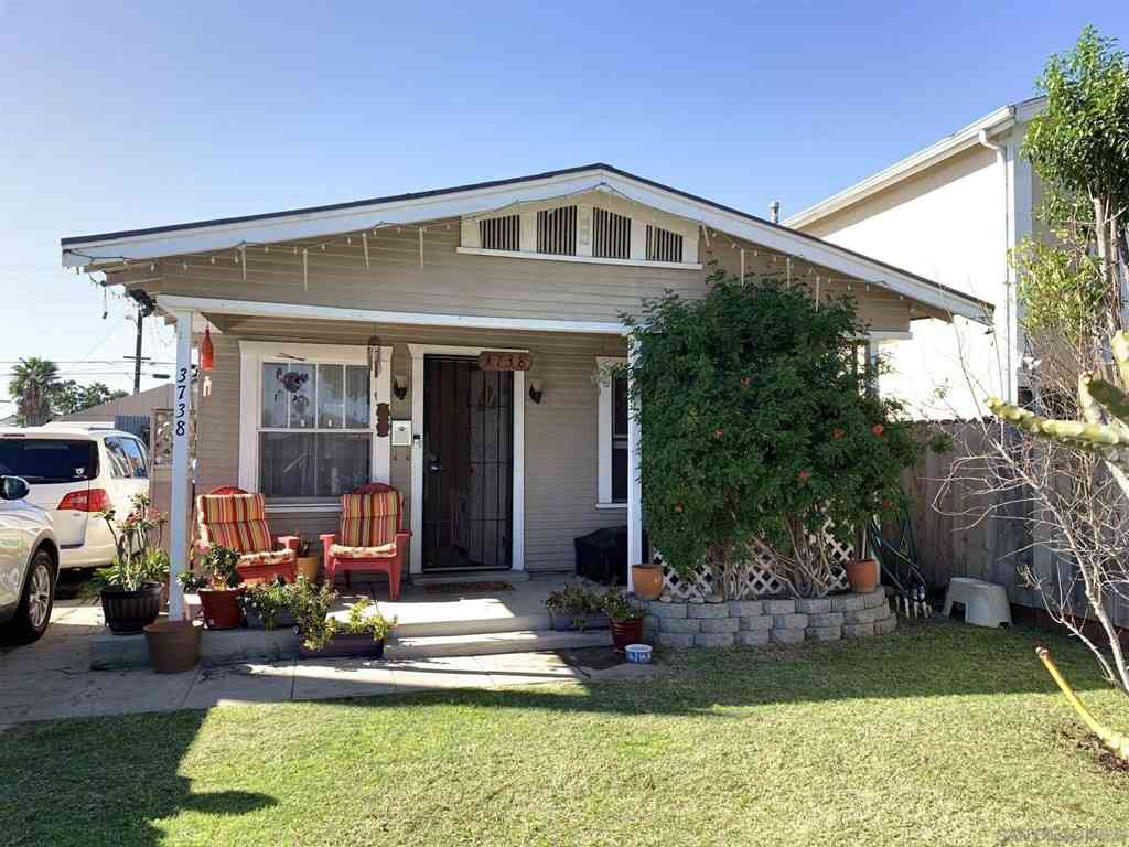 3736 46th St, San Diego, CA, 92105,