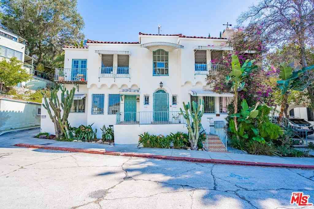 2166 Beachwood Terrace, Los Angeles, CA, 90068,