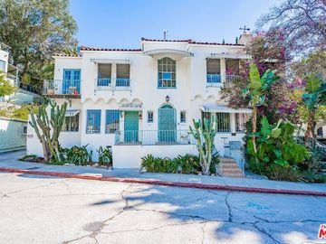 2166 Beachwood Terrace, Los Angeles, CA, 90068,