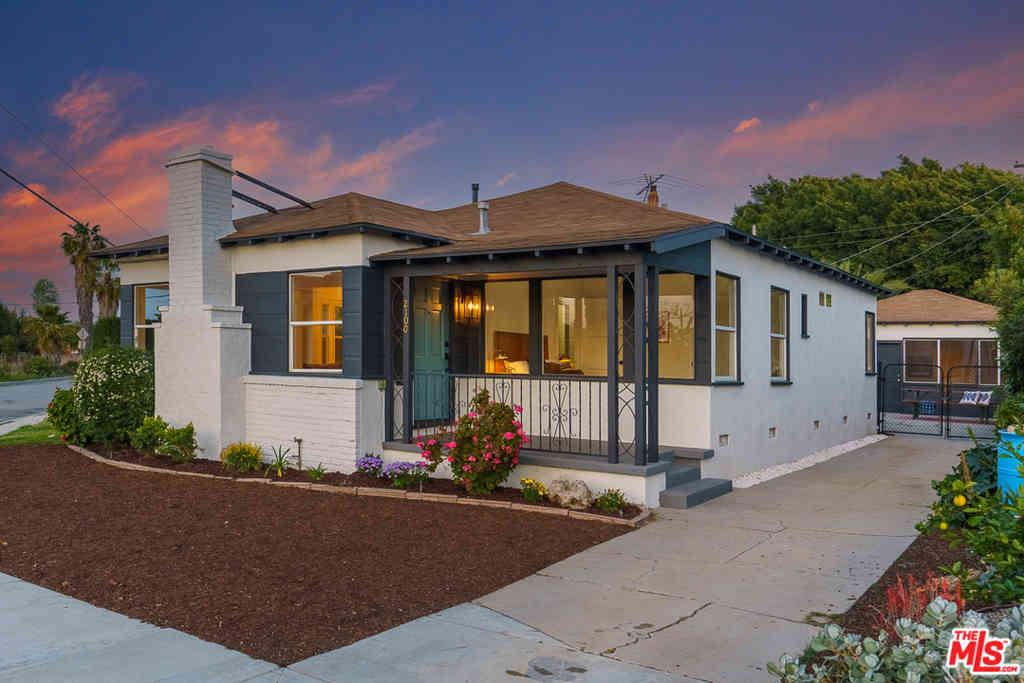 2100 S Spaulding Avenue, Los Angeles, CA, 90016,