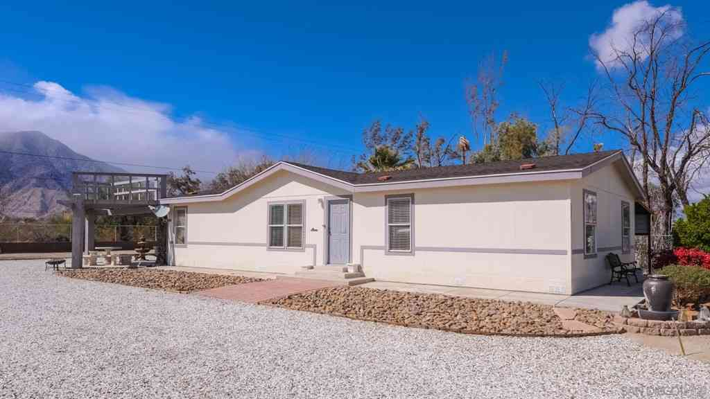 2658 Double O, Borrego Springs, CA, 92004,