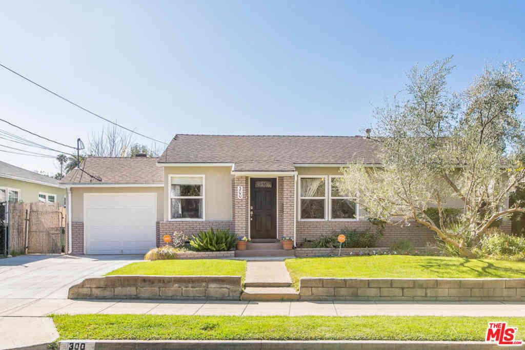 300 Macdonald Street, Pasadena, CA, 91103,