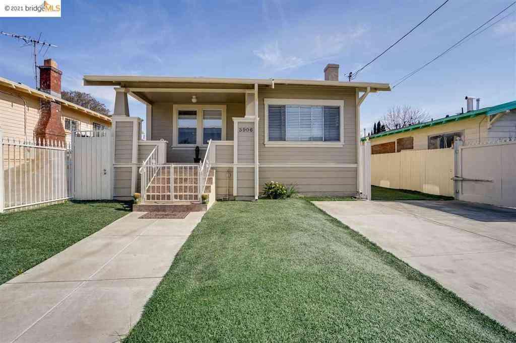 3906 Allendale, Oakland, CA, 94619,