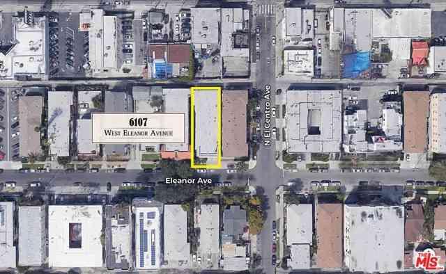 6107 Eleanor Avenue, Los Angeles, CA, 90038,