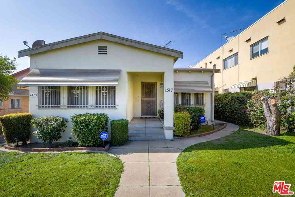 1315 N Kingsley Drive, Los Angeles, CA, 90027,