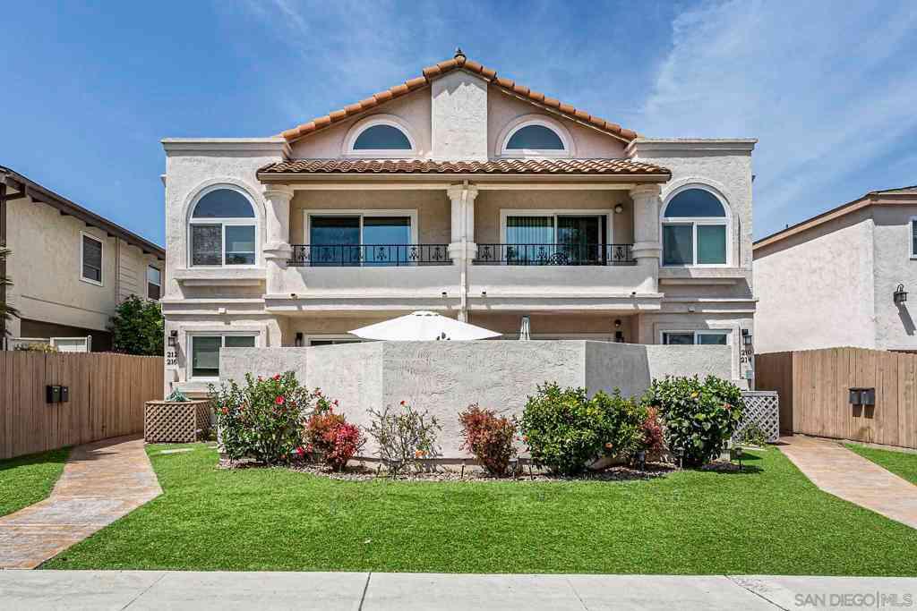 216 B Avenue, Coronado, CA, 92118,