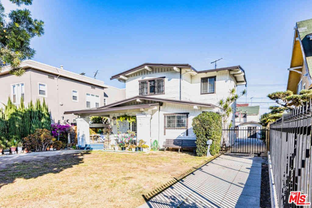 1328 4Th Avenue, Los Angeles, CA, 90019,