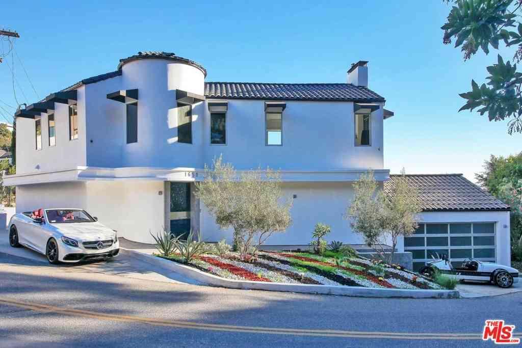 1650 Sunset Plaza Drive, Los Angeles, CA, 90069,