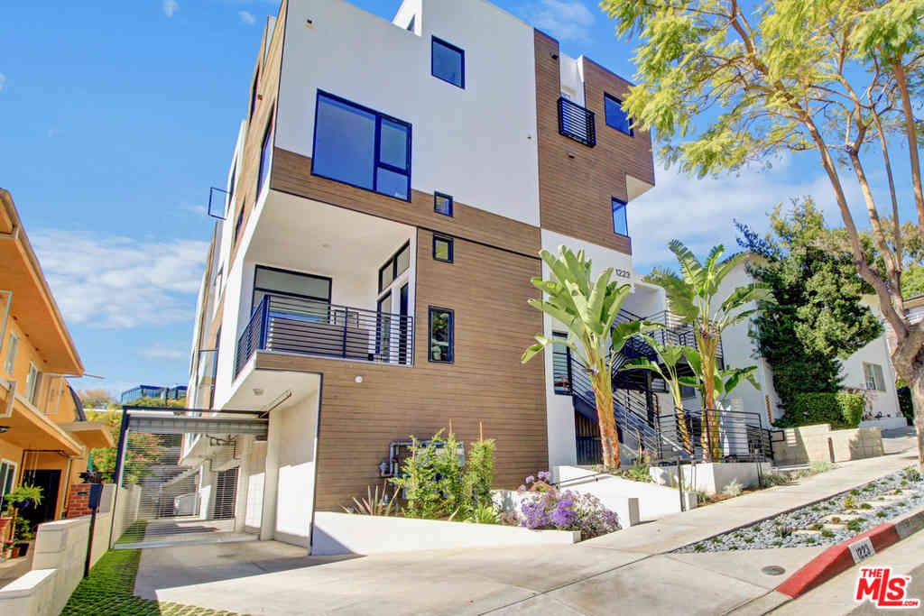 1223 N Larrabee Street #3, West Hollywood, CA, 90069,