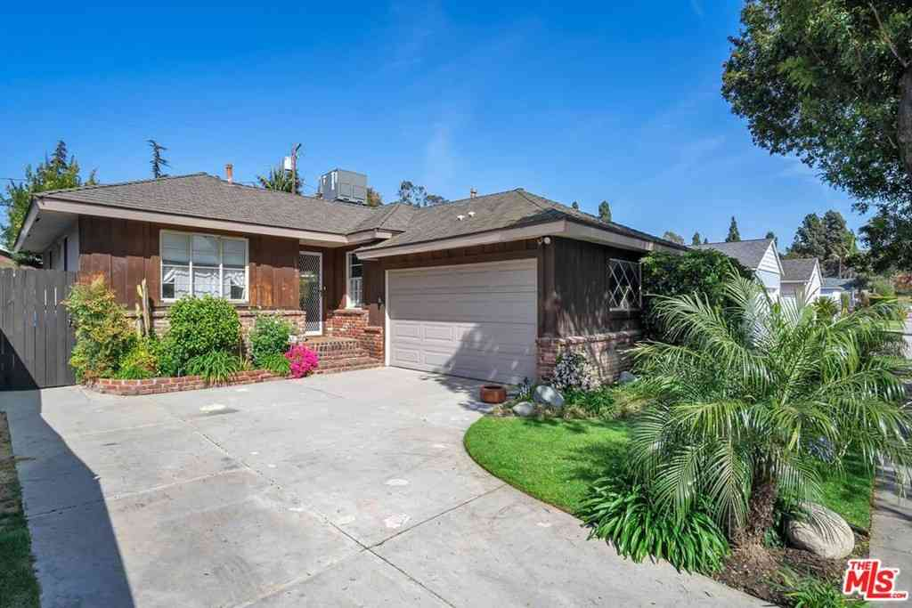5362 Selmaraine Drive, Culver City, CA, 90230,