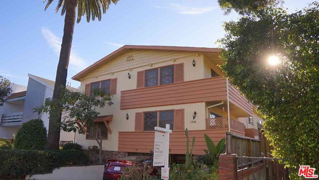 1518 Berkeley Street, Santa Monica, CA, 90404,
