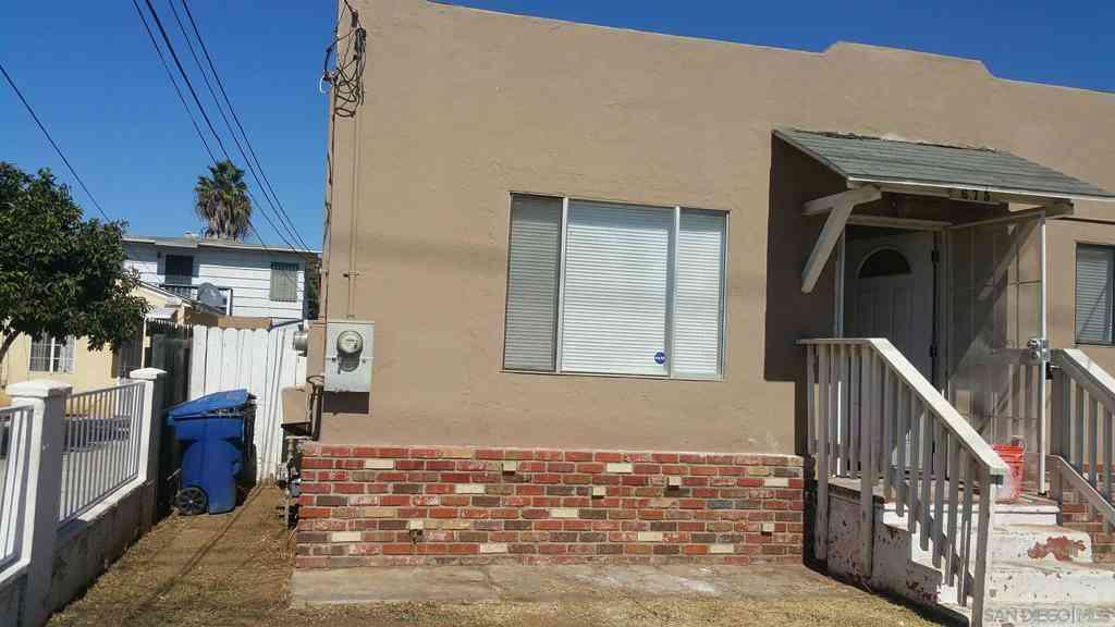 675 D St, Chula Vista, CA, 91910,