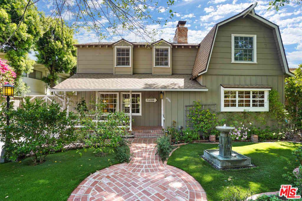 4184 Dixie Canyon Avenue, Sherman Oaks, CA, 91423,