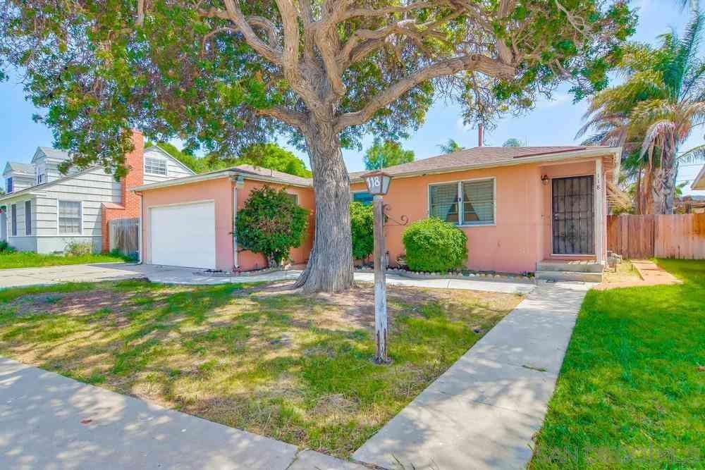 118 King Street, Chula Vista, CA, 91910,