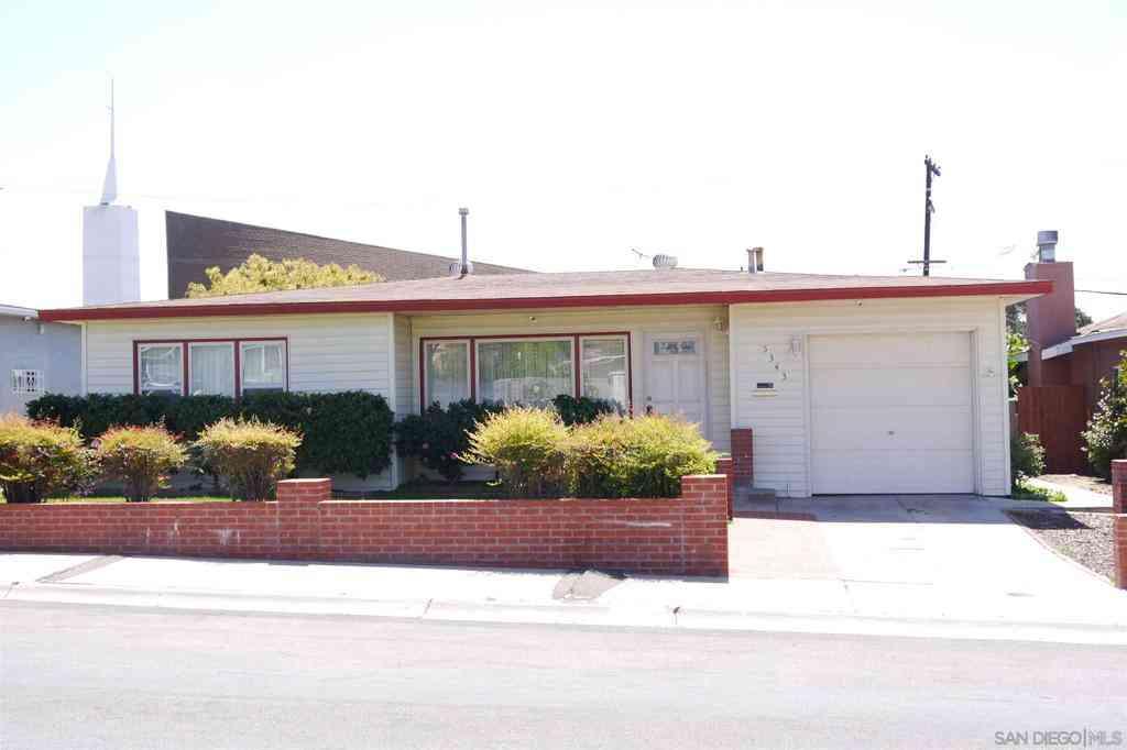 5343 Redwood St., San Diego, CA, 92105,