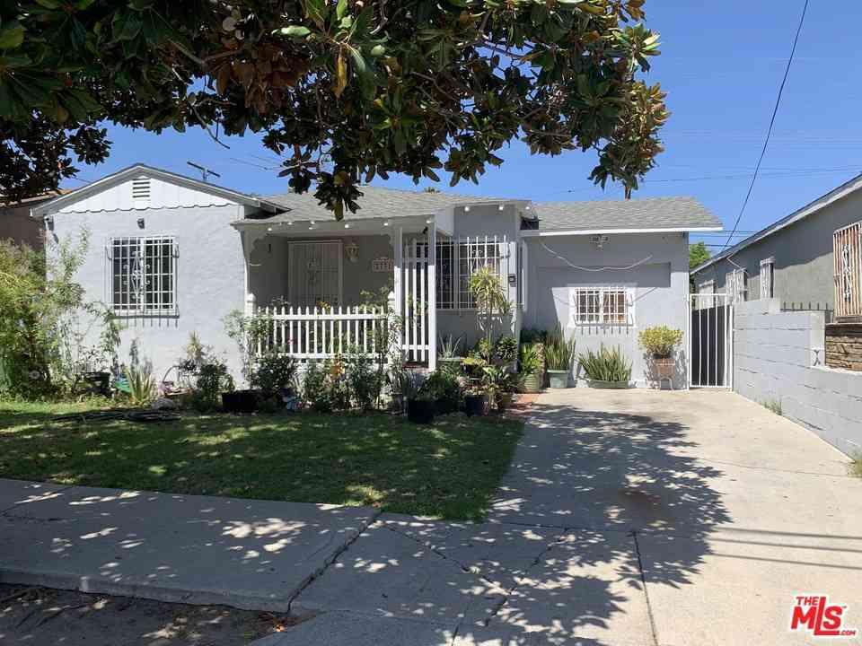 2731 S Genesee Avenue, Los Angeles, CA, 90016,