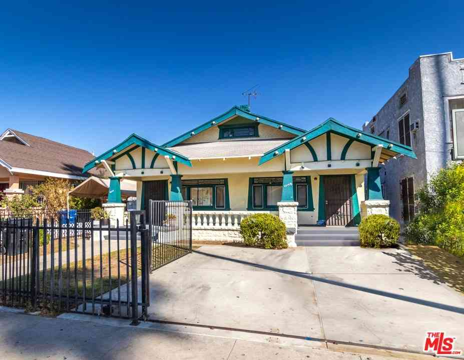 3918 Dalton Avenue, Los Angeles, CA, 90062,