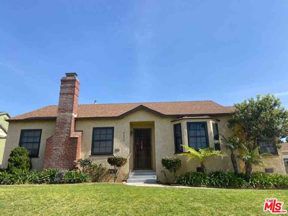 9826 S 8Th Avenue, Inglewood, CA, 90305,