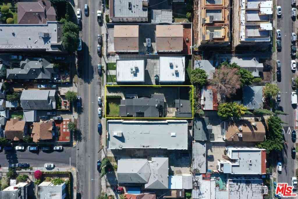 971 N Wilton Place, Los Angeles, CA, 90038,