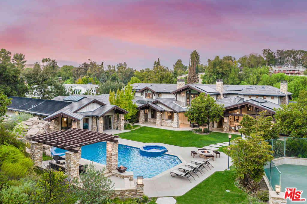5824 Jed Smith Road, Hidden Hills, CA, 91302,