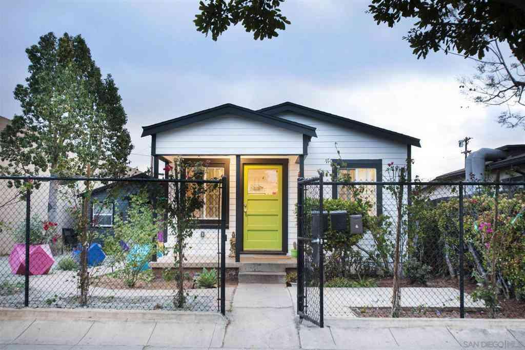 1856 Newton Avenue, San Diego, CA, 92113,