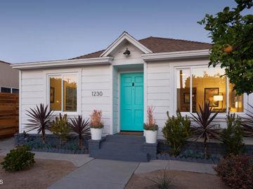 1230 South Mullen Avenue, Los Angeles, CA, 90019,