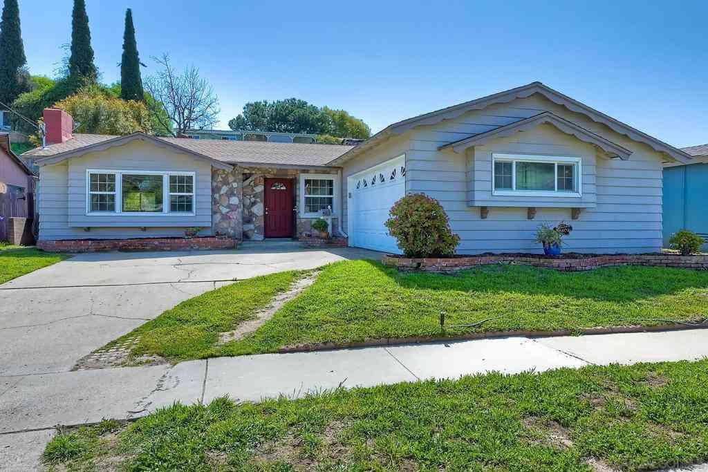 1919 Madera St, Lemon Grove, CA, 91945,