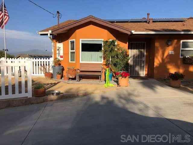 180 Sierra Vista Dr, El Cajon, CA, 92021,